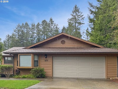Brookings Single Family Home For Sale: 1470 Glenwood Dr