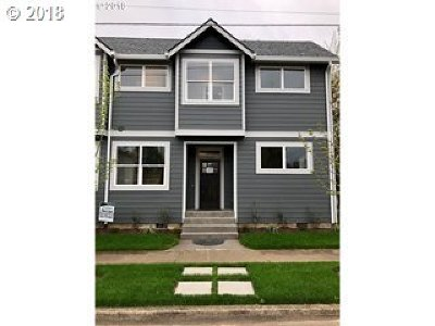 Single Family Home For Sale: 4468 N Hunt St