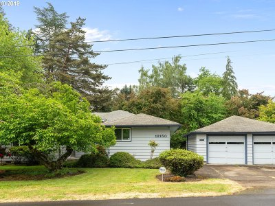 Tigard Single Family Home For Sale: 12150 SW James St