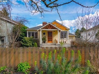 Single Family Home For Sale: 4316 NE 76th Ave