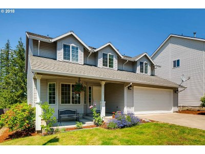 Portland Single Family Home For Sale: 15327 SW Roundtree Dr