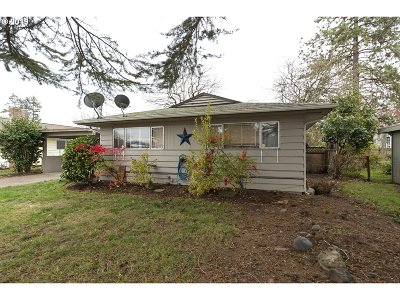 Beaverton Single Family Home For Sale: 12350 SW 14th St