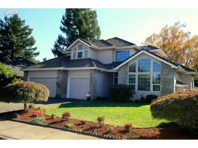Keizer Single Family Home Sold: 660 Snead Dr