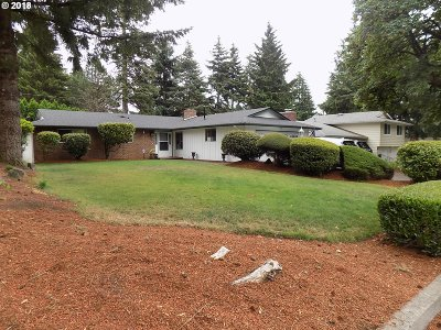 Vancouver WA Single Family Home For Sale: $329,999
