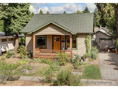 Milwaukie, Clackamas, Happy Valley Single Family Home For Sale: 4125 SE Monroe St