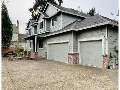 Tigard Single Family Home For Sale: 12230 SW Tippitt Pl