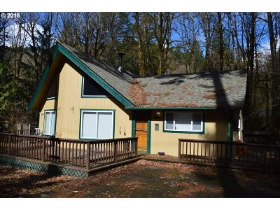 Rhododendron Single Family Home For Sale: 69181 E Barlow Trail Rd