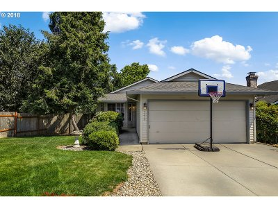 Beaverton Single Family Home For Sale: 7350 SW 162nd Pl