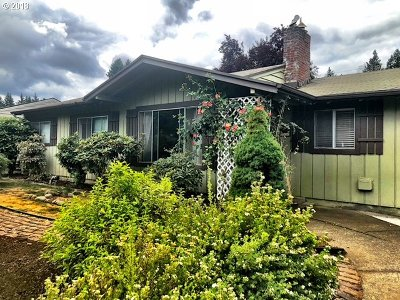 Single Family Home For Sale: 647 NE 196th Ave