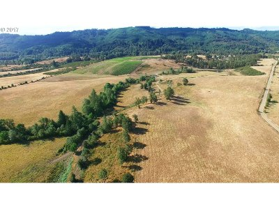 Oakland Farm & Ranch For Sale: 5500 Driver Valley Rd