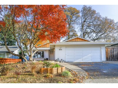 Portland Single Family Home For Sale: 10906 SW 65th Ave