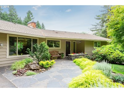 Oregon City Single Family Home For Sale: 17907 S Edgewood Ln