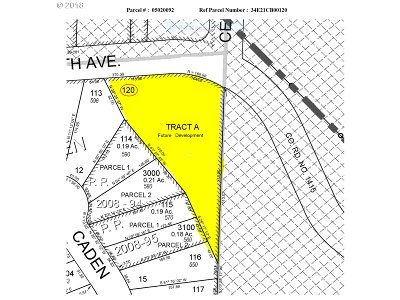Estacada Residential Lots & Land For Sale: NE 6th Ave