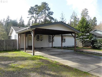 Single Family Home For Sale: 2825 Munsel Lake Rd