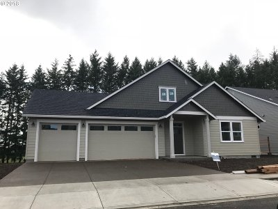 McMinnville Single Family Home For Sale: 2960 Grayson St