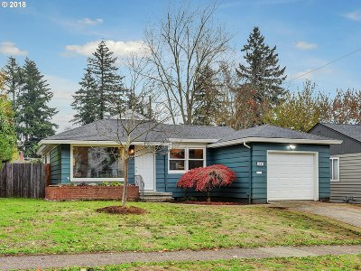 Single Family Home For Sale: 1842 NE 90th Ave