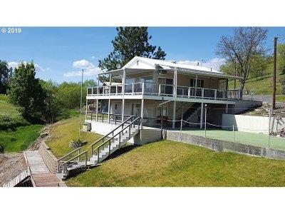 Baker County Single Family Home For Sale: 37299 Hewitt Dr