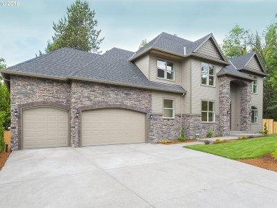 Single Family Home For Sale: 9361 NW Murlea Ln