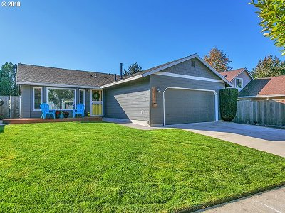 Beaverton Single Family Home For Sale: 13140 SW Cottontail Ln