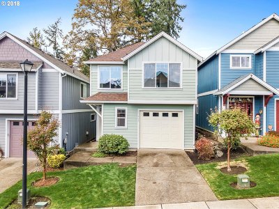 Milwaukie Condo/Townhouse For Sale: 17469 SE Reserve Loop