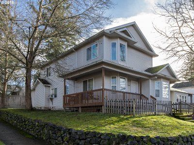 Portland Single Family Home For Sale: 10040 SW 80th Ave