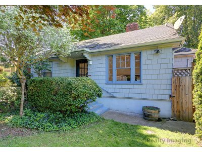 Single Family Home For Sale: 3815 NE 18th Ave