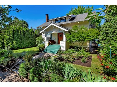 Single Family Home For Sale: 3515 N Haight Ave