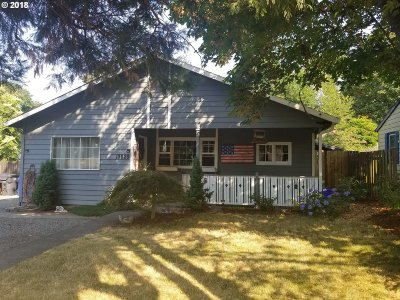 Oregon City Single Family Home For Sale: 13829 Holcomb Blvd