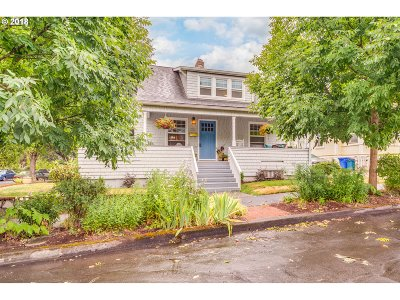 Single Family Home For Sale: 1432 SE Knight St