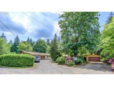 Damascus, Boring Single Family Home For Sale: 34800 SE Bell Maple Dr