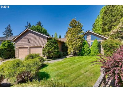 Portland Single Family Home For Sale: 1129 NW 122nd Ave