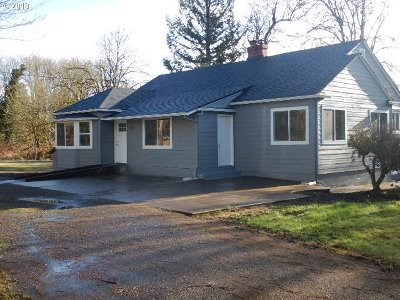 Springfield Single Family Home For Sale: 91087 Marcola Rd
