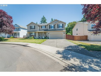 Washougal Single Family Home For Sale: 5418 J St