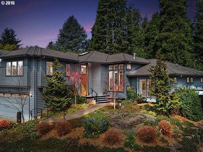 Single Family Home For Sale: 8495 SW Milon Ln