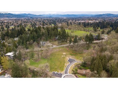 Eugene Residential Lots & Land For Sale: 1174 Crenshaw Rd #6