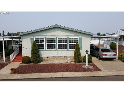 Roseburg OR Single Family Home For Sale: $79,000
