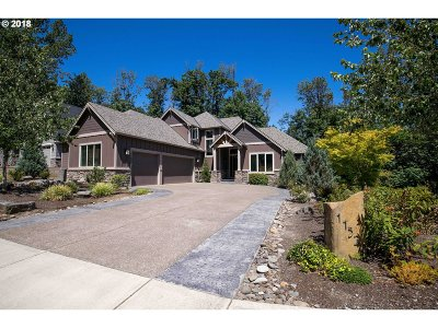 Happy Valley Single Family Home For Sale: 11529 SE Ryle Rd