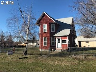 Union Single Family Home For Sale: 207 W Chestnut St