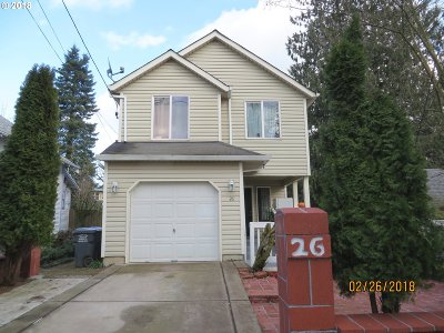 Single Family Home For Sale: 26 SE 88th Ave