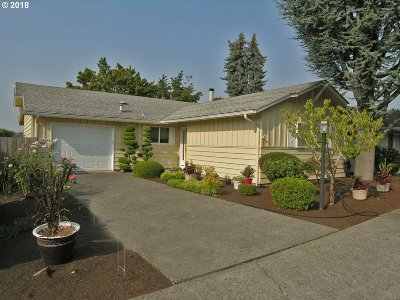 King City Single Family Home For Sale: 15465 SW Royalty Pkwy