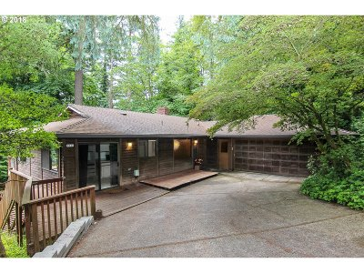 Single Family Home For Sale: 5034 SW Fairhaven Dr