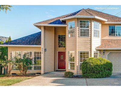 Beaverton Single Family Home For Sale: 9570 SW 160th Ave