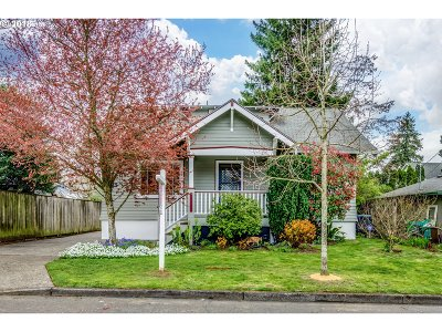 Single Family Home For Sale: 4915 NE 47th Ave