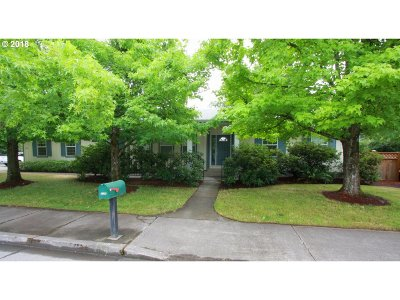 Eugene Single Family Home For Sale: 2190 Crescent Ave