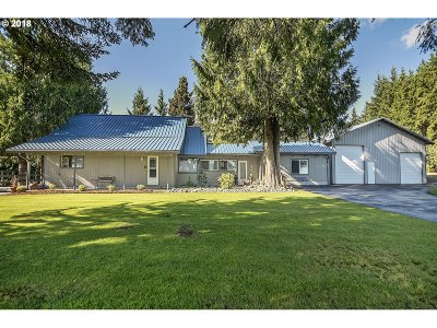 Cowlitz County Single Family Home For Sale: 2028 Mountain View Rd