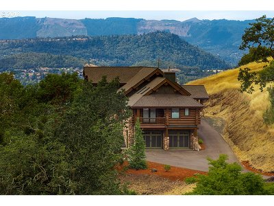 Roseburg Single Family Home For Sale: 1531 NE Vista Fe Ct