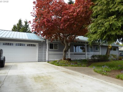 Milwaukie Single Family Home For Sale: 17595 SE River Rd