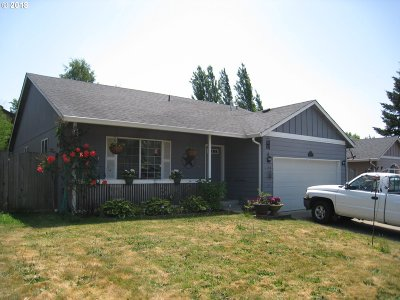 Cottage Grove, Creswell Single Family Home For Sale: 895 Arthur Ave