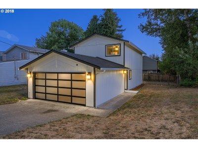 Portland Single Family Home For Sale: 8138 N Richards St