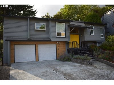 Single Family Home For Sale: 75 SW Pleasant View Ave